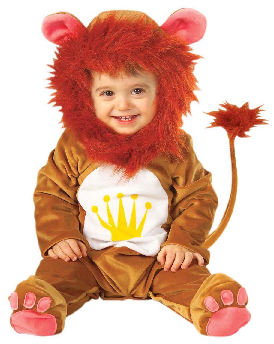 Costume de d/éguisement pour enfants de 6 /à 12 mois Lovable Lion
