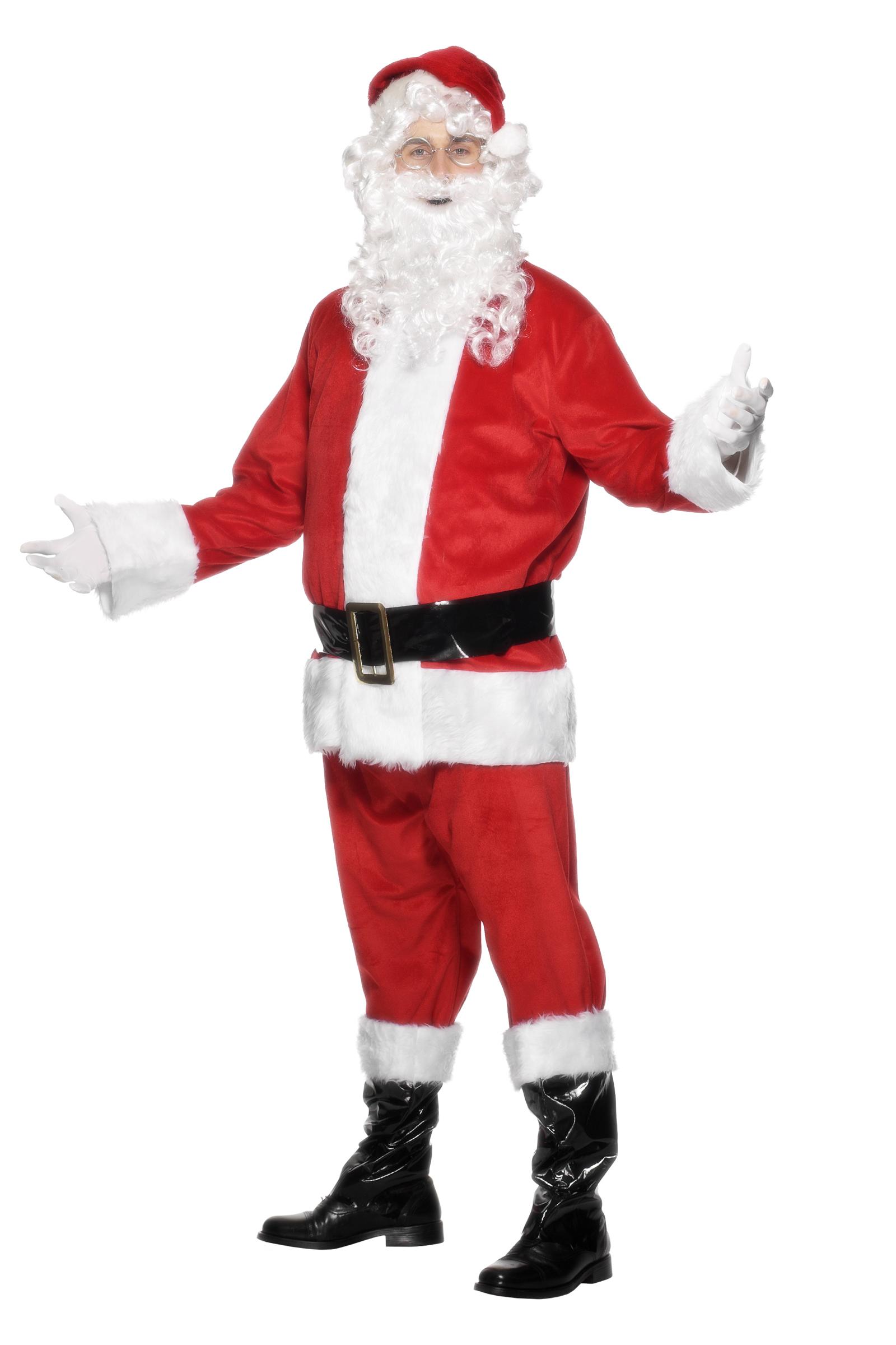 Deguisement PèRe Noel Déguisement Père Noël complet homme – Déguisements cadeaux pas